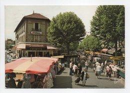 - CPM AULNAY-SOUS-BOIS (93) - Le Bd De Strasbourg, Un Jour De Marché 1986 (belle Animation) - Editions RAYMON - - Aulnay Sous Bois