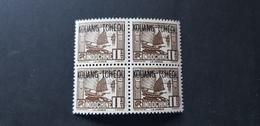 Kouang Tcheou Yvert 102** Bloc De 4 - Kouang-Tcheou (1906-1945)