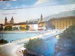AUSTRIA INNSBRUCK APONTE PONT BRUK  S1918 HJ3929 - Innsbruck