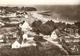 Carnac - St-Colomban ( Morbihan) : La Plage / Panorama - Carnac
