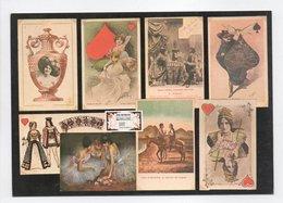 - CPM CARTES A JOUER - Editions BERGAS - - Cartes à Jouer