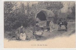 Au Jour Le Jour - Korbflechter             (A-161-190823) - Europe