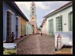 """Cuba, Uncirculated Postcard,  """"Architecture"""", """"Churches"""", """"World Heritage"""", Holy Trinity - Sonstige"""