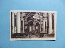 UGINE  -  73  -  Intérieur De L'église  -  SAVOIE - Ugine