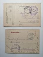 Deutsches Reich  Feldpostbrief - Allemagne