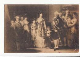 CPA Histoire - Espagne - La Famille De Carlos IV Par Goya -  Achat Immédiat - (cd022 ) - Geschiedenis