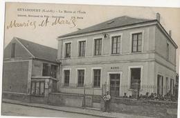 GUYANCOURT  -  La Mairie Et L'Ecole - Guyancourt