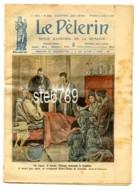 1921 LE PELERIN N° 2289  6 Février  Japon Baron Motono , Dissolution CGT , Lord Reading Vice Roi Des Indes - Boeken, Tijdschriften, Stripverhalen