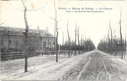Wortel NA1: Maison De Refuge. La Caserne - Hoogstraten