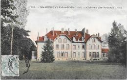 45 SAINTE GENEVIEVE DES BOIS - Château Des Bezards - France