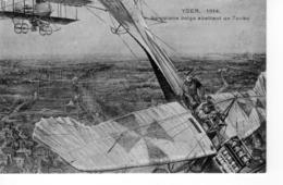 IJzer - Wereldoorlog - 1914 - Nieuwpoort - Nieuwpoort