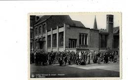 Collège Episcopal  St. Joseph. Mouscron.Le Réfectoire. - Mouscron - Moeskroen