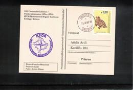 Kosovo 2003 KFOR Feldpost Prizren Multinational Brigade Southwest - Kosovo