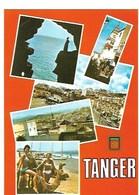 Cp-Maroc- Tanger- Divers Aspects ( écrite En 1990) - Tanger