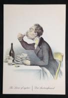 """Switzerland, Uncirculated Postcard,  """"Oysters"""", """"Hotels"""", Zürich - ZH Zurich"""