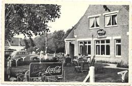 Knokke-Zoute NA40: Le Moulin, Spécialité Gaufres De Bruxelles - Knokke
