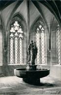 Foto Osek Ossegg Kloster - Brunnen - Stift 1936 Privatfoto - Tschechische Republik