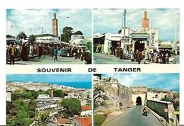 Cp-Maroc- Tanger- Souvenir De Tanger ( écrite En 1989) - Tanger