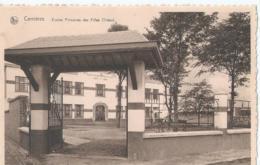 Carnières - Ecoles Primaires Des Filles (Trieux) - Ed. Impr. Maurice Fumière-Philippe - Carnières-Batreau - Morlanwelz