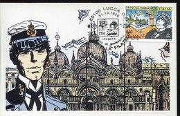 50669  Italia, Maximum 1996  Comics,  Fumetti,  Corto Maltese - Fumetti