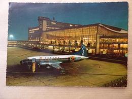 BRUXELLES ZAVENTEM    AEROPORT / FLUGHAFEN / AIRPORT - Aerodromi