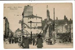 CPA-Carte Postale France-Lille- Rue De Béthune  1914-1918-VM11698 - Lille