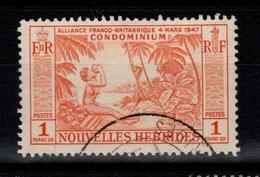 Nouvelles Hebrides - YV 183 Oblitere Cote 9 Euros - French Legend