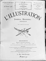 L'Illustration, Journal Universel - 25 Février 1928, N° 4434: Lindberg, Costes, Le Bris, Flânerie Dans Le Vieux Paris - L'Illustration