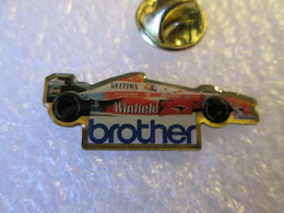PIN'S   WILLIAMS SUPERTEC FW 21 1999  R SCHUMACHER - F1