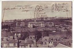 27 Bernay - L'Hôpital - Ed: Walter 12 - Bernay