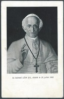 253 - PAUS - POPE - PAPE - PAPST LEON XIII - Ohne Zuordnung