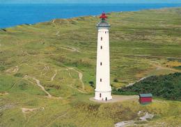 DANMARK  /  LYNGVIG FYR   -   Lighthouse  ,  Leuchtturm - Faros