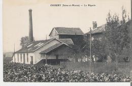 OISSERY. CP La Sucrerie La Râperie - France
