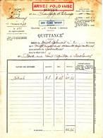 GUERRE DE 40 , ARMEE POLONAISE En FRANCE , Parthenay Deux Sevres Mars 1940 , Lettre DOCUMENT RARE - Storia Postale