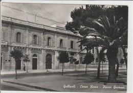 LECCE - GALLIPOLI - CORSO ROMA - PIAZZA GRAMSCI........C7 - Lecce