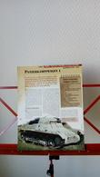 Fiche Véhicules Militaires Le Char Panzerkampfwagen I 1930-1945 - Véhicules