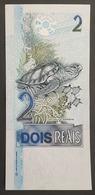RS - Brazil 2 Reais Banknote A0654096225A - Brazil
