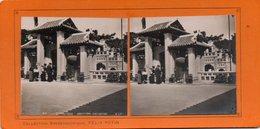 Paris Exposition De 1900 Section Chinoise - Photos Stéréoscopiques