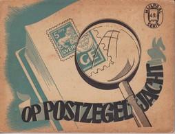 Mijlpaalserie Nr. 42 - Op Postzegeljacht - Libros, Revistas, Cómics