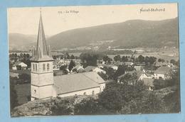 TH0443  CPA  SAINT-NABORD  (Vosges)  Le Village  +++++++ - Saint Nabord