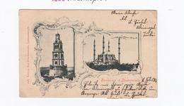 Carte     TURQUIE   Année 1900     2 Scan - Turkije