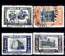 1948-51 Bolivia 18v. - Bolivie