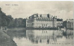 Beloeil - Le Château - Edit. O. Mauclet, Ath - 1914 - Beloeil