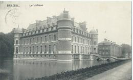 Beloeil - Le Château - Edit. G. Delcourt, Beloeil - 1914 - Beloeil