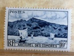 Archipel Des Comores Baise D'Anjouan - 1950-52( Neuf (Y&T N°1) - Coté ..€ (Tous En Très Bonne état Garantie) - Unused Stamps