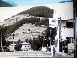 AUSTRIA ITALIA BRENNERO  Grenze Bei Arnbach Osttirol AUTO CAR VW BEETLE MAGGIOLINO Cars Mobilgas Pump V1960  HJ3943 - Austria