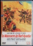 Les Westerns De John Ford - Le Massacre De Fort Apache - John Wayne - Henry Fonda - Shirley Temple . - Western / Cowboy