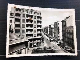PALERMO PIAZZA VIRGILIO E VIA DANTE - Palermo