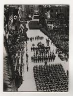 +3625, Sammelbild, Parteitag Der N.S.D.A.P. Nürnberg 1933, Vorbeimarsch - Weltkrieg 1939-45