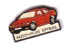 L122 Pin's BMW AUTO PLUS ÉPINAL Vosges Achat Immédiat - BMW